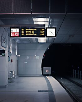 Addetti ai servizi di sicurezza sussidiaria in ambito ferroviario