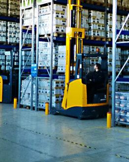 Aggiornamento per Addetto alla conduzione di carrelli elevatori semoventi con conducente a bordo (D.lgs 81/2008)